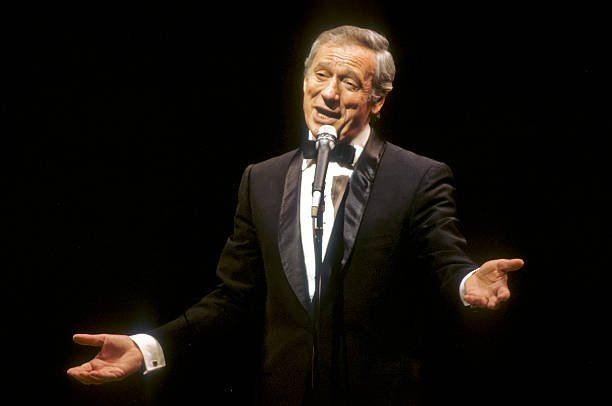 Yves Montand   Photo : Getty Images