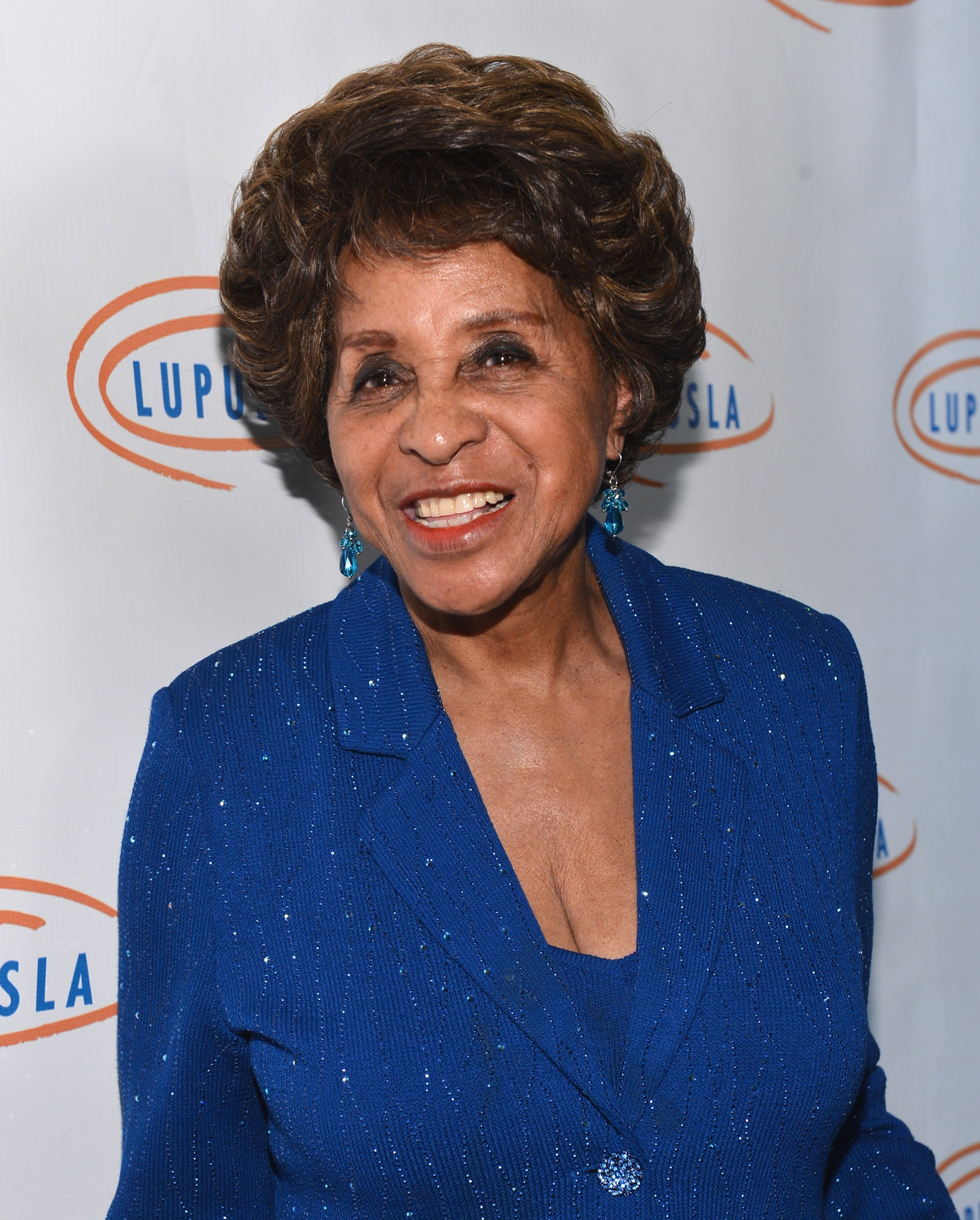 Marla Gibbs at the Lupus LA 10th Anniversary Hollywood Bag Ladies Luncheon on Nov. 1, 2012 in California | Photo: Getty Images
