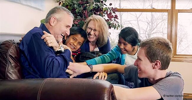 Fascinating Story of How a Spiritual Vision from God Led This Family to Adopt 4 Children