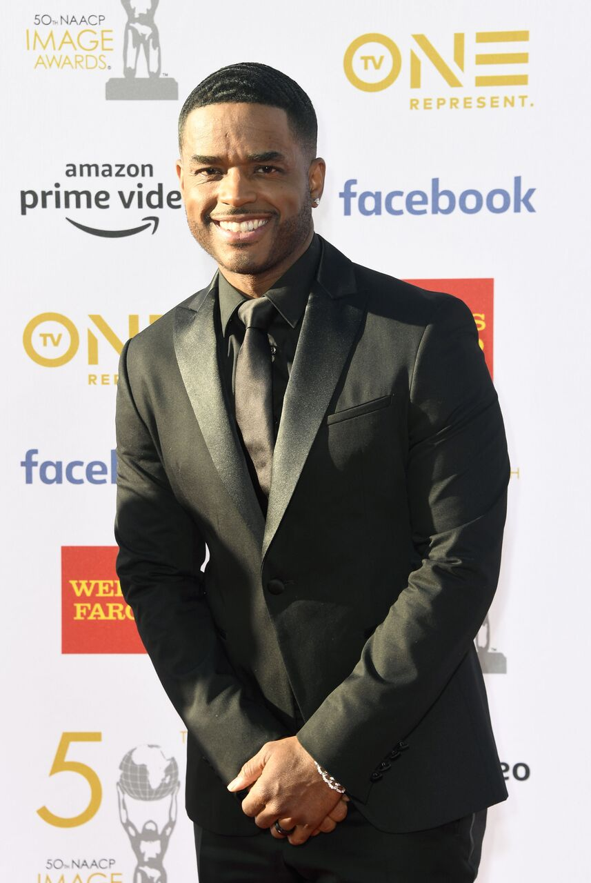 Larenz Tate attends the 50th NAACP Image Awards at Dolby Theatre in Hollywood, California.   Source: Getty Images