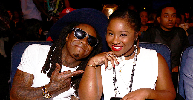 GUHH Alum Reginae Carter Melts Hearts with Birthday Post to Rapper Dad Lil Wayne