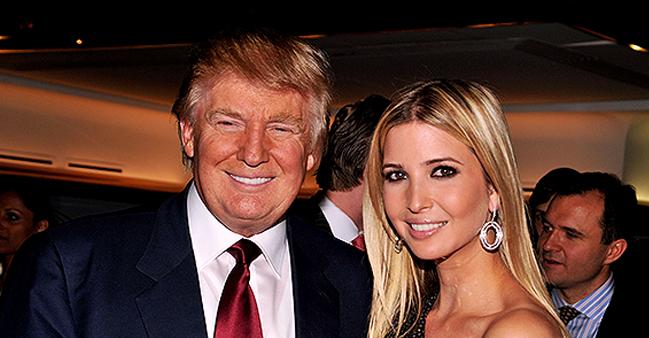 Ivanka Trump Jokes about 'Babysitting Fails' in Old Photo Shared on Tiffany Trump's 26th Birthday