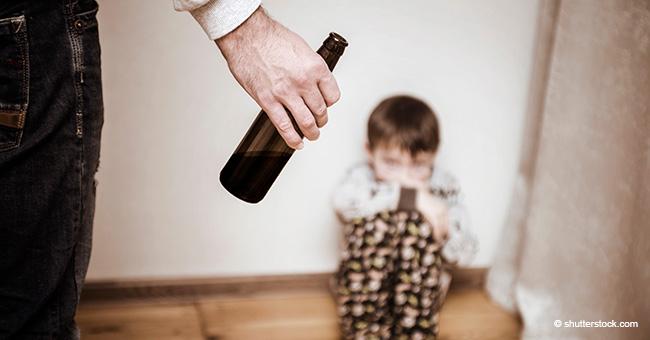 L'alcoolisme et l'arrestation de son père ont changé sa vie à tout jamais