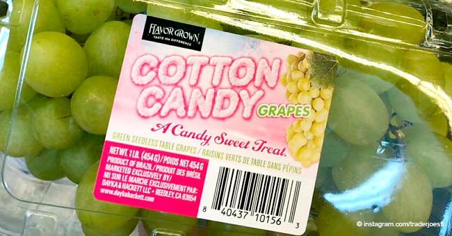 Cotton Candy Grapes Are Back in Stores
