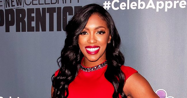 Porsha Williams of RHOA Shares Video of Baby Daughter Pilar Jhena Snuggling during Nap Time
