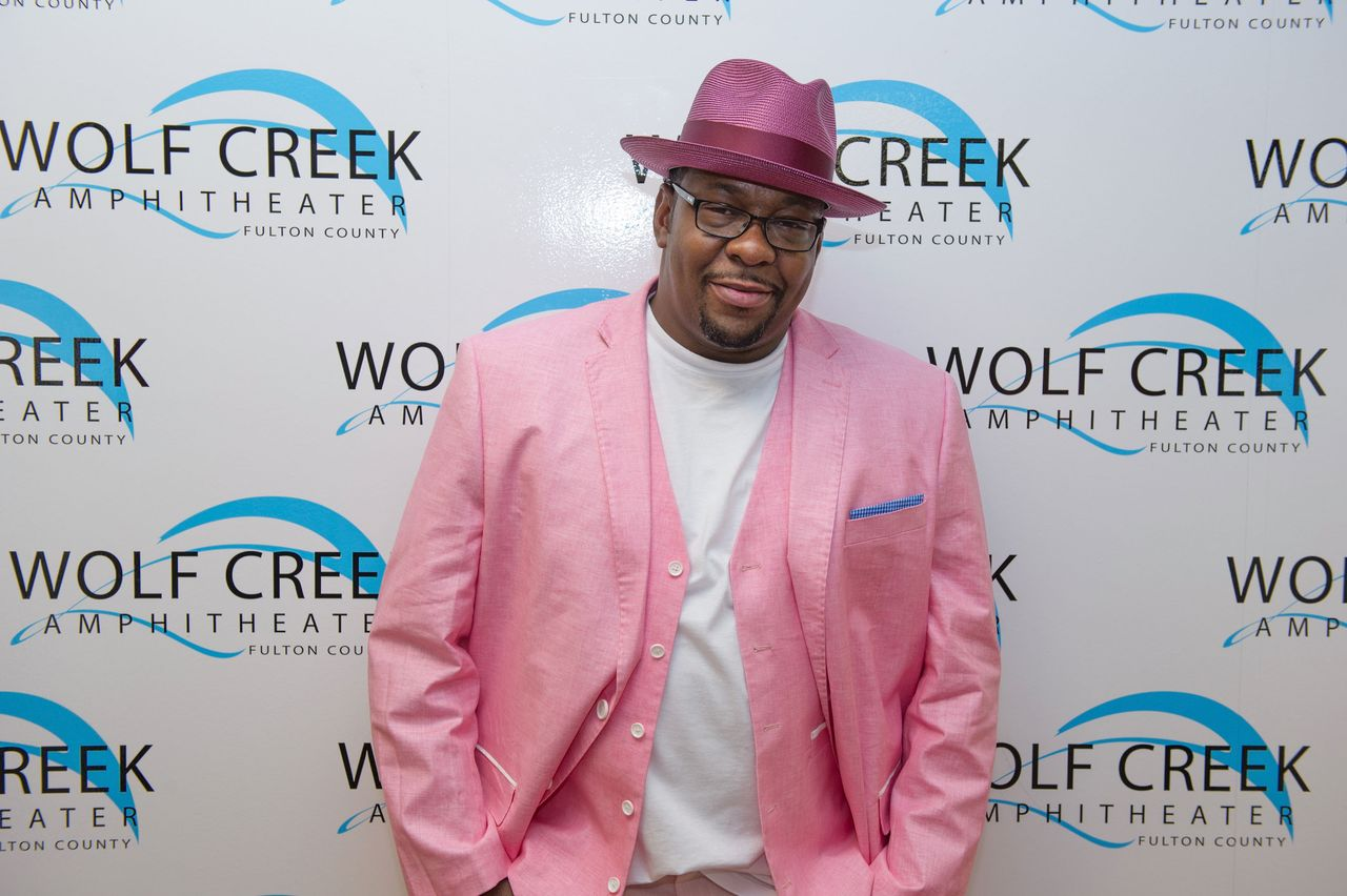 Bobby Brown at the Affordable Old School Concert Series at Wolf Creek Amphitheater on July 4, 2015. | Photo: Getty Images