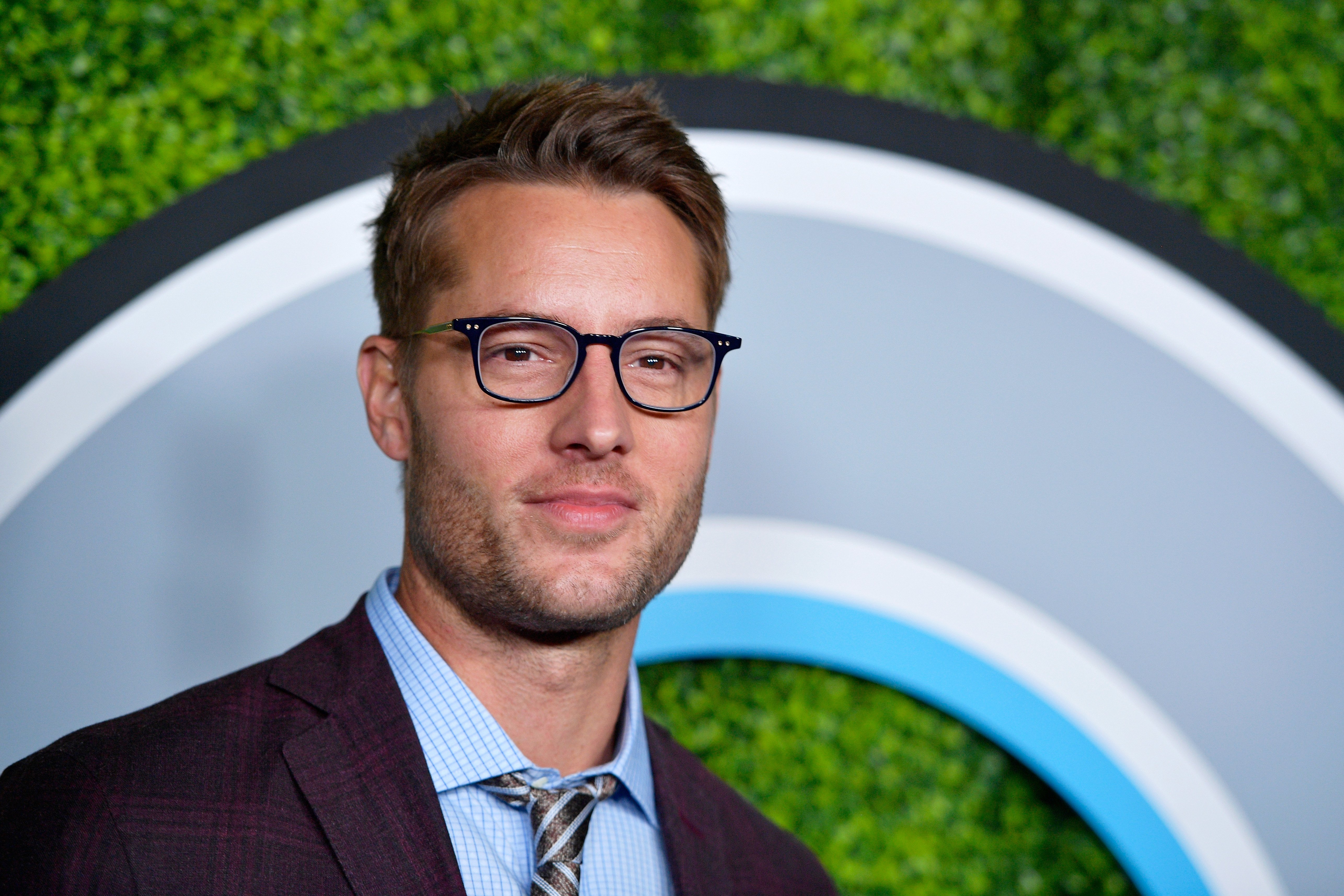 Justin Hartley attends the 2017 GQ Men of the Year party on December 7, 2017, in Los Angeles, California. | Source: Getty Images.