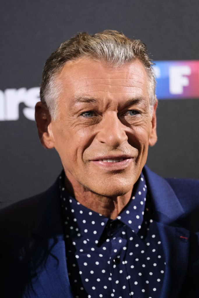 "Patrick Dupond assiste au Photocall ""Danse Avec Les Stars"" à TF1 le 04 septembre 2019 à Boulogne-Billancourt, France. 