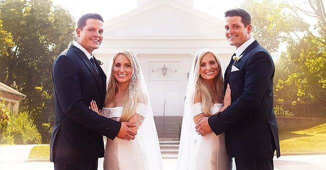 Identical Twin Sisters & Identical Twin Brothers Get Married & Expect Kids at the Same Time
