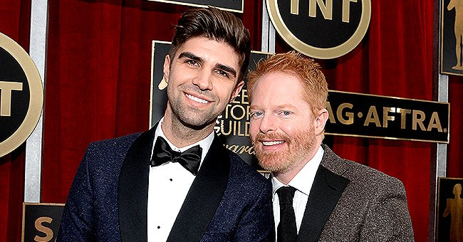 Jesse Tyler Ferguson Welcomes 1st Child with Husband Justin Mikita – Inside Their Love Story