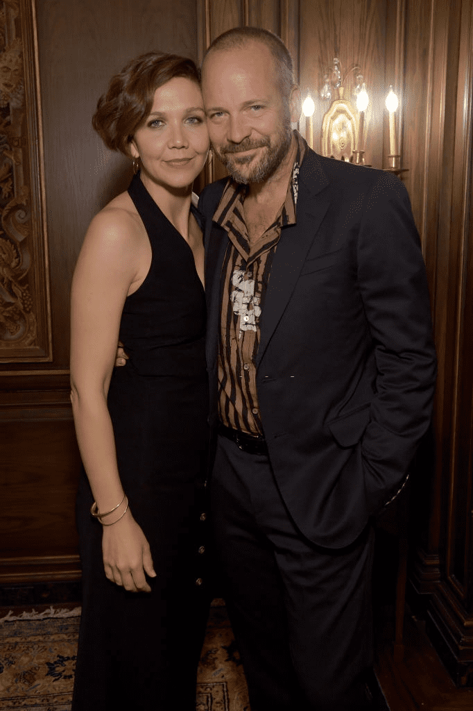 NEW YORK - 07 SEPTEMBRE : Maggie Gyllenhaal et Peter Saarsgard participent au dîner Adeam Printemps/Été 2020 le 07 septembre 2019 à New York City. | Photo : Getty Images