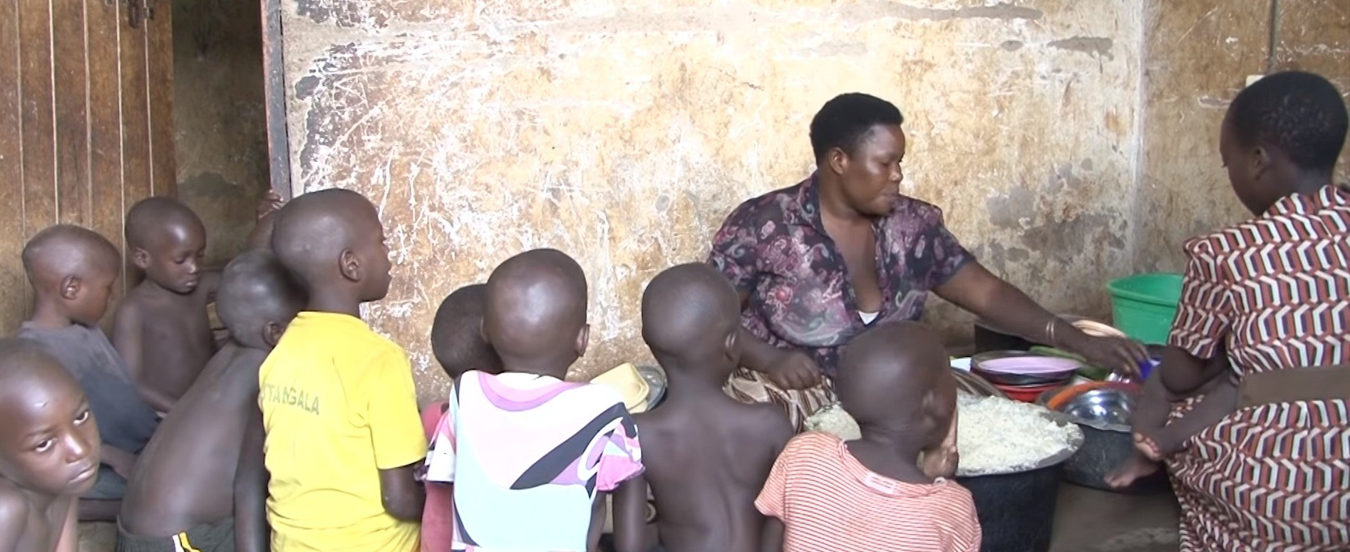 Mariam préparant à manger. l Source:  Pulse Live Kenya