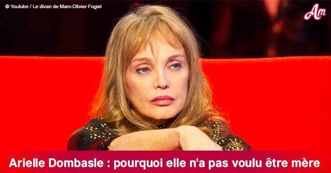 Arielle Dombasle : pourquoi la compagne de Bernard-Henri Lévy depuis 23 ans n'a jamais eu d'enfants