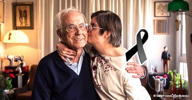 Desgarradora carta de Josep Maria Espinàs tras la muerte de su hija con síndrome de Down