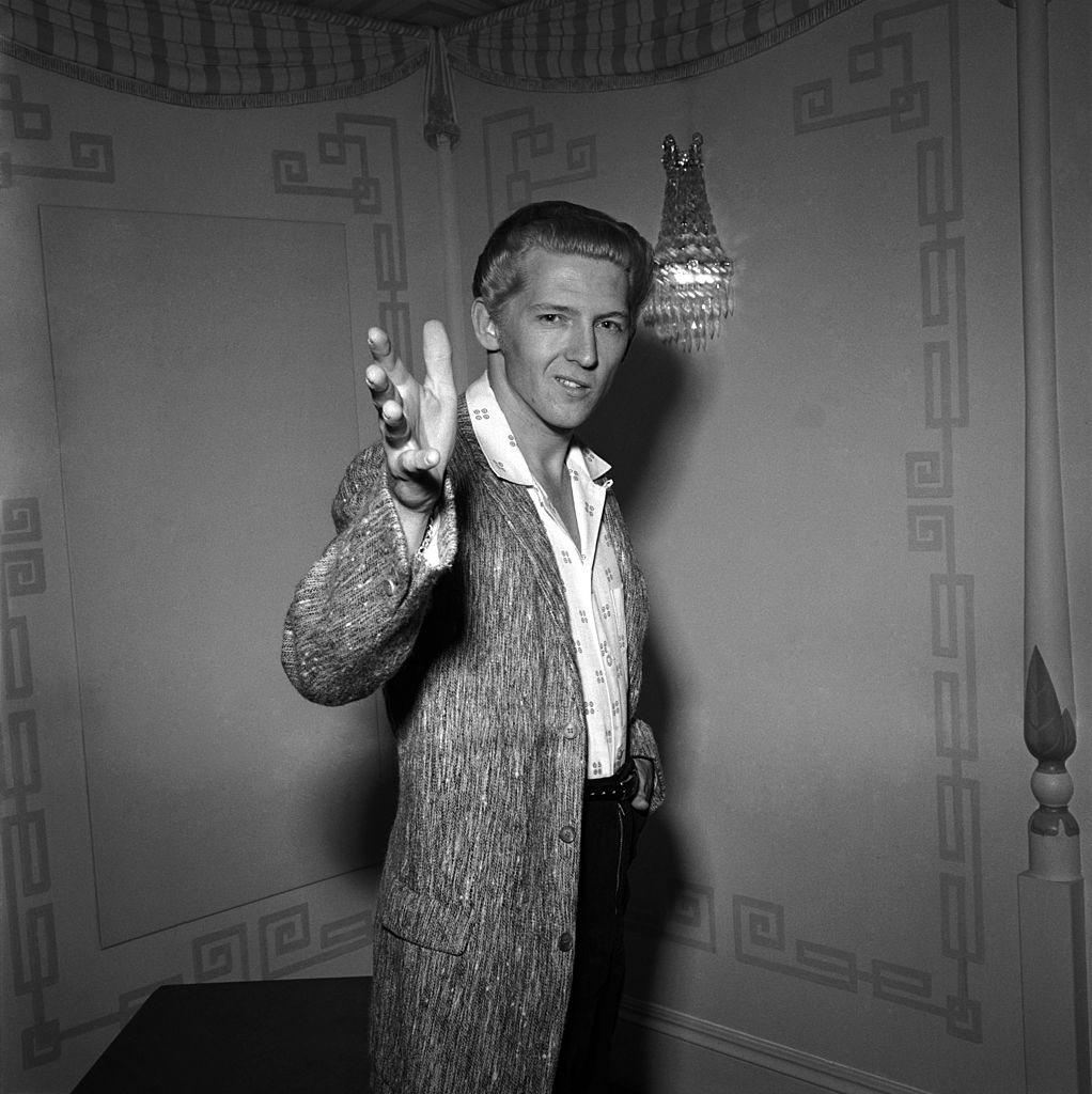Jerry Lee Lewis in 1962 | Getty Images / Global Images Ukraine