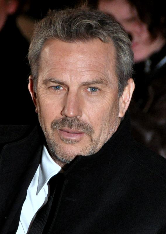 Kevin Costner. | Source: Wikimedia Commons