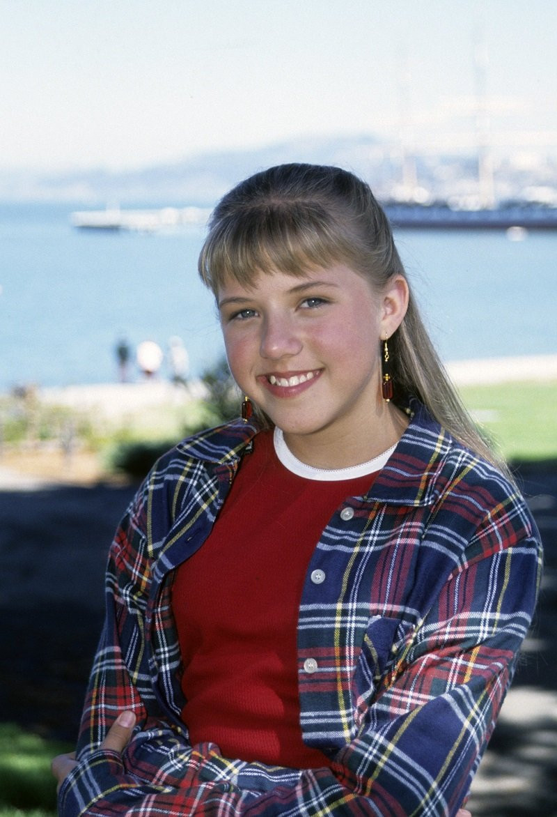 Jodie Sweetin in San Francisco on August 17, 1994 | Photo: Getty Images