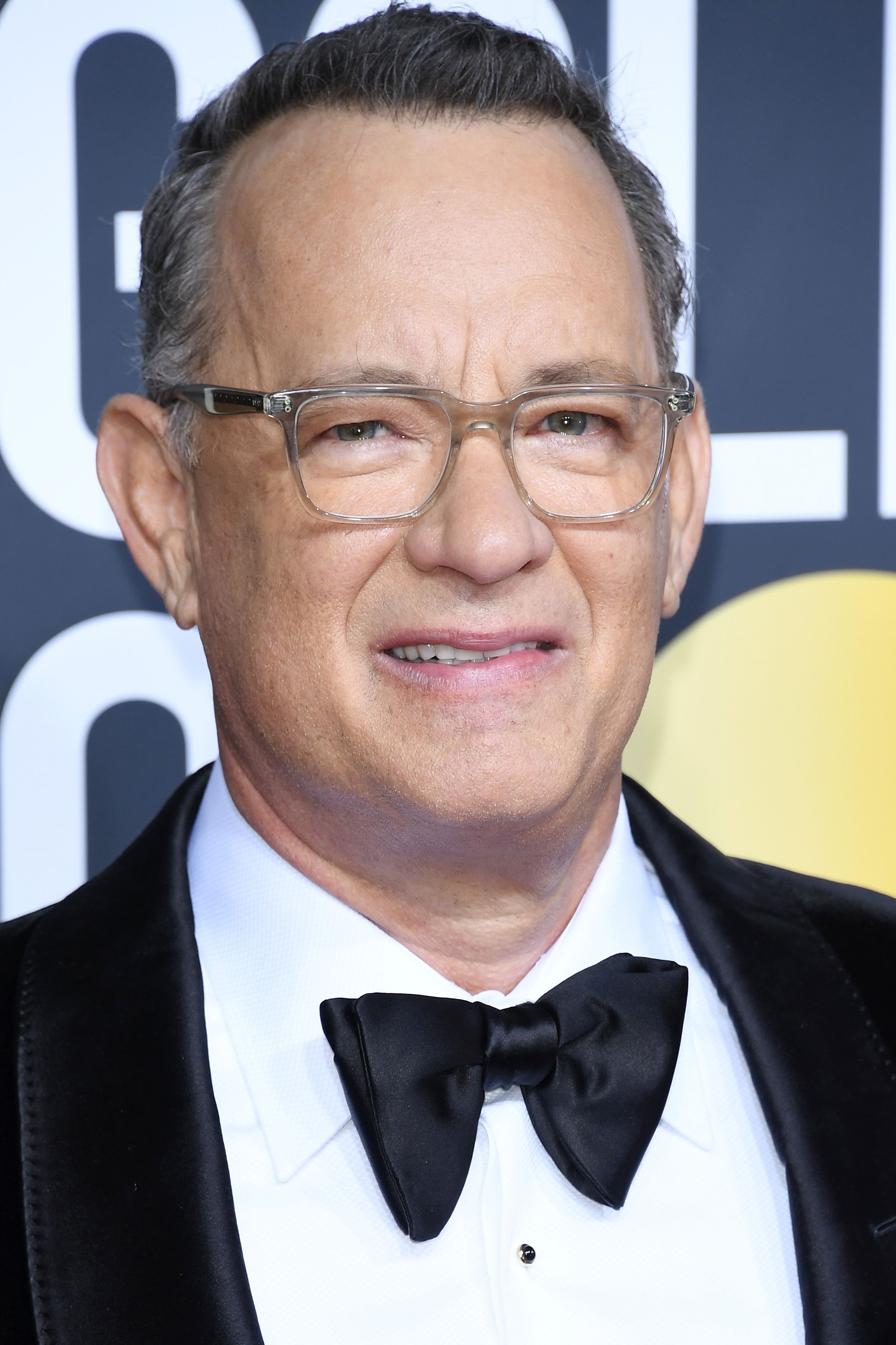 Tom Hanks at the 77th Annual Golden Globe Awards at The Beverly Hilton Hotel on January 05, 2020 in Beverly Hills, California | Photo: Getty Images