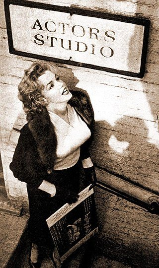 Marilyn Monroe at the legendary Actor's Studio in New York | Source: Wikimedia
