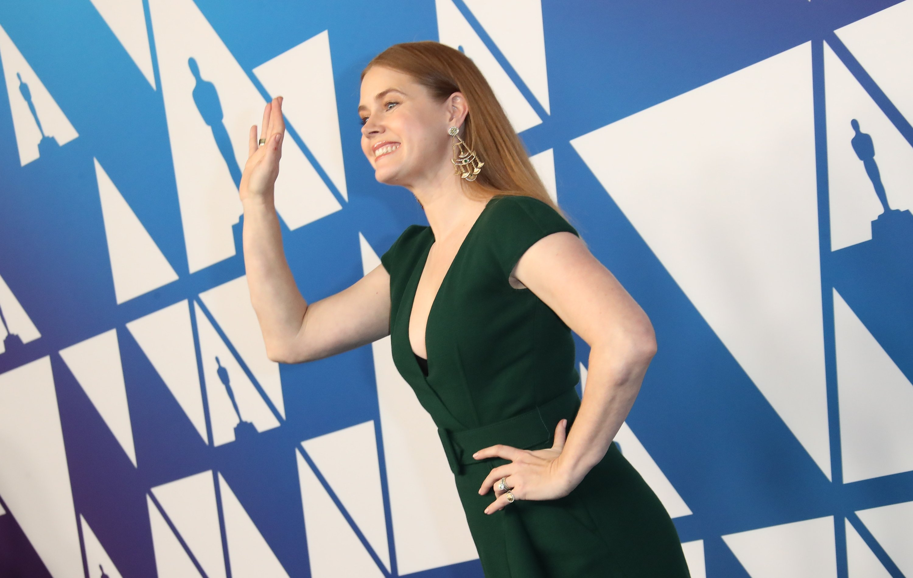 Amy Adams at the 91st Oscars Nominees Luncheon on February 4, 2019 in Beverly Hills, California. | Photo: Getty Images