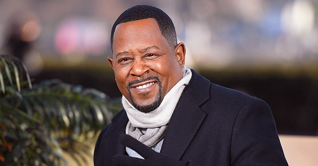 Check Out 'Bad Boys' Star Martin Lawrence with His 3 Daughters as They Pose in Stunning Dresses