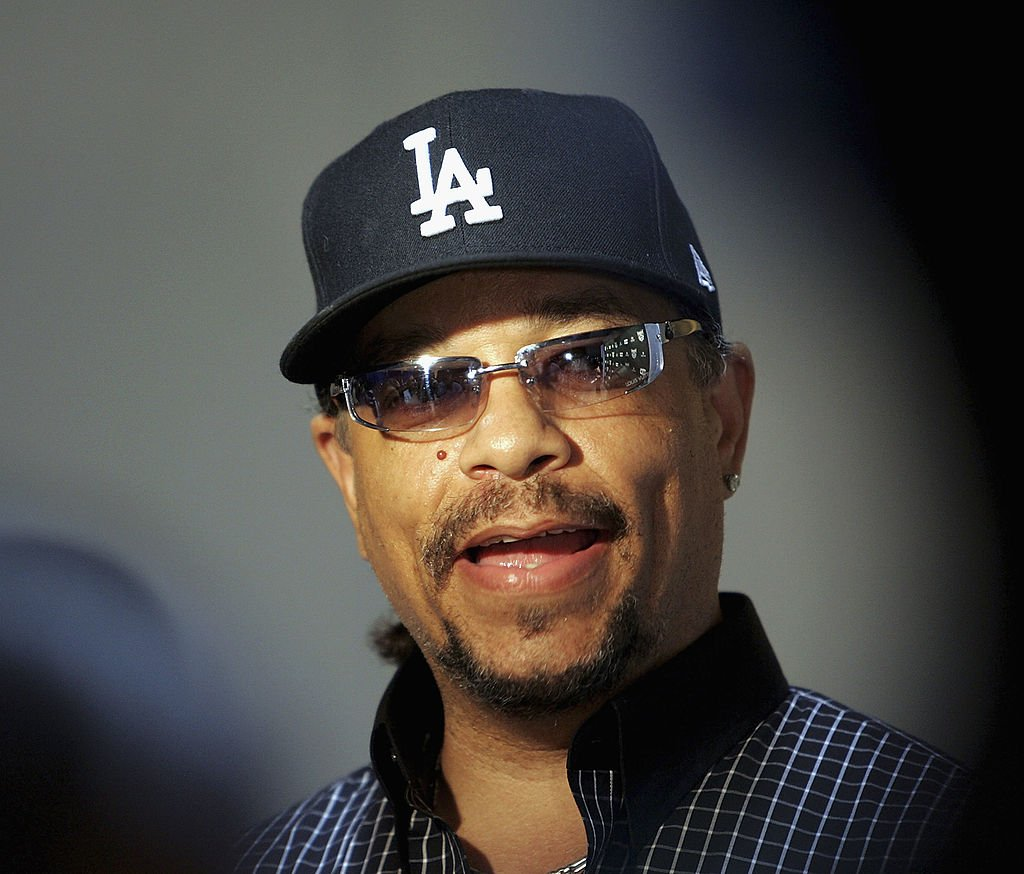 Ice-T at VH1's 2005 Hip Hop Honors Pre-party at Splashlight Studios on September 20, 2005 | Photo: Getty Images