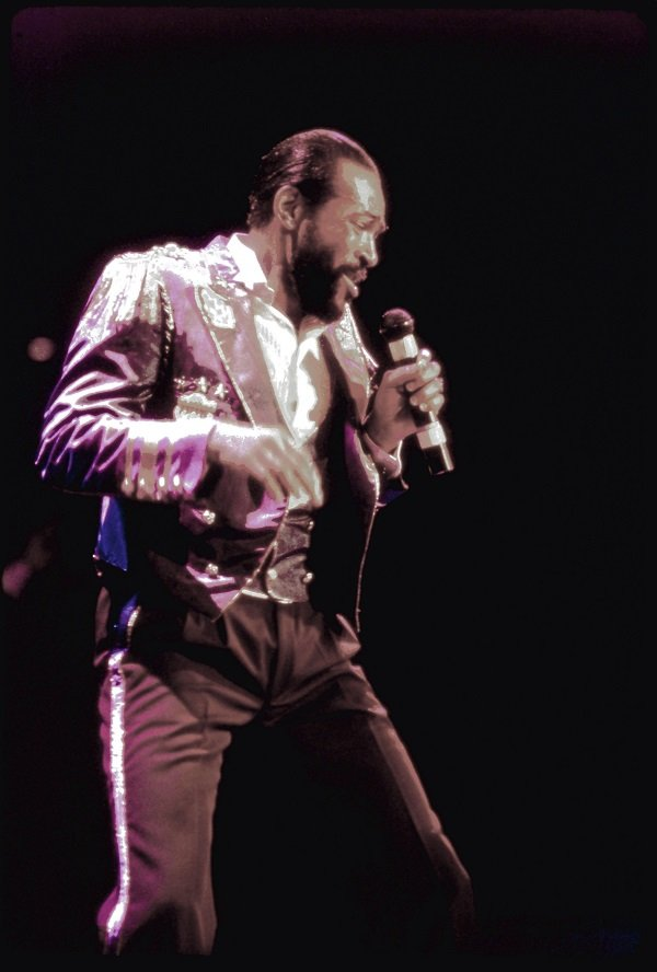 Marvin at The Moon in 1983 in Tallahassee, Florida | Source: Getty Images