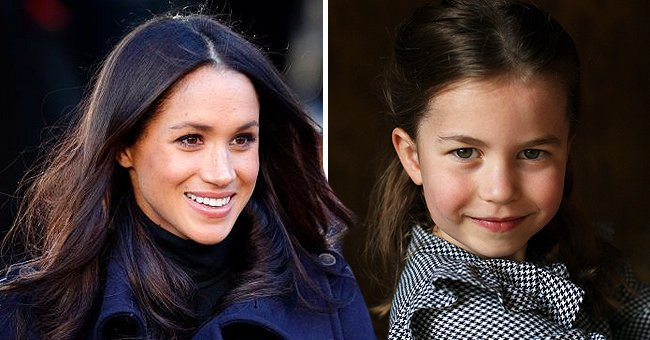 Harry & Meghan's Newborn Daughter Already Has a Special Bond with Her Cousin Princess Charlotte