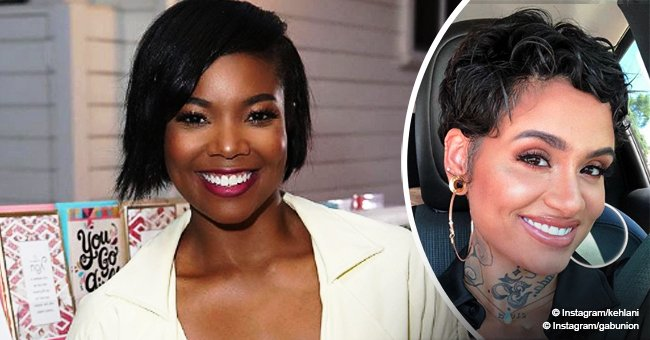 Gabrielle Union drops bombshell, revealing she's related to famous female rapper