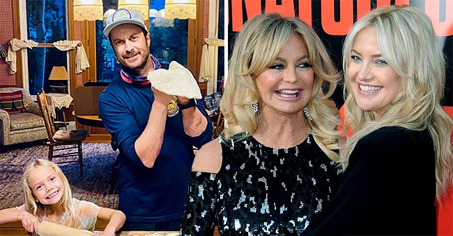 Goldie Hawn Shares Rare Photo of Her Granddaughter Rio and Fans Think She Looks like Kate Hudson