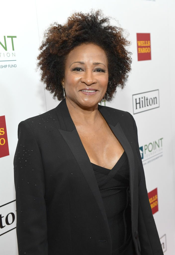 Wanda Sykes at Point Honors Los Angeles 2017, benefiting Point Foundation, at The Beverly Hilton Hotel on October 7, 2017 in Beverly Hills, California | Photo: Getty Images