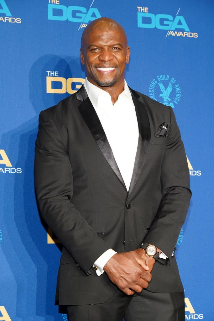 Terry Crews poses in the press room during the 72nd Annual Directors Guild Of America Awards at The Ritz Carlton | Photo: Getty Images