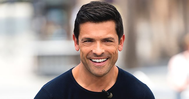 Mark Consuelos Sends Sweet Message to Kelly Ripa as They Spend Time Apart