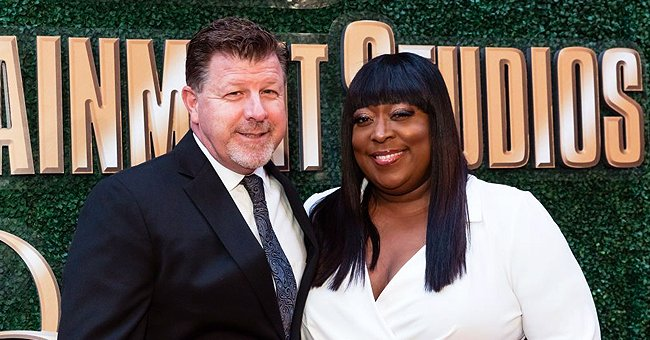 Comedian Loni Love and Her Boyfriend James Welsh Pose in a Sweet Pre-Quarantine Photo
