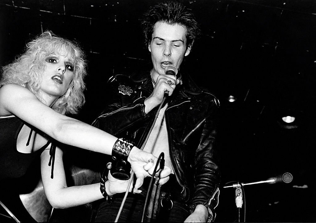 Sid Vicious and Nancy Spungen circa 1978 in New York City.  | Photo: Getty Images