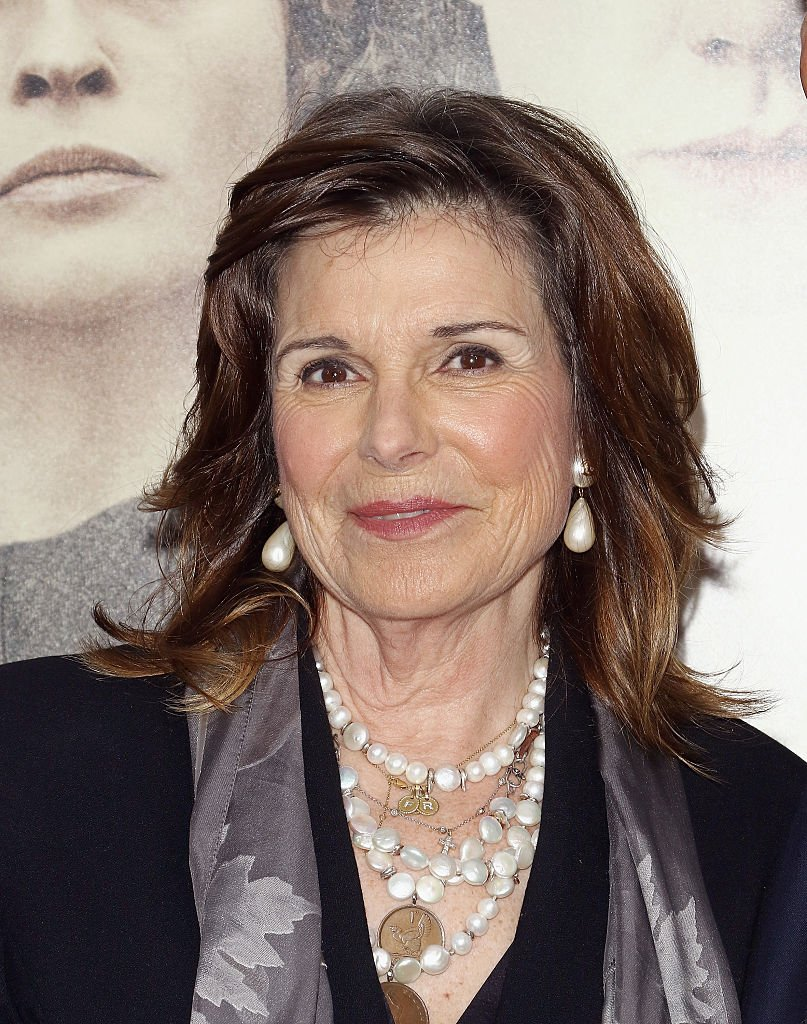 Susan Saint James on October 12, 2015 in New York City | Source: Getty Images