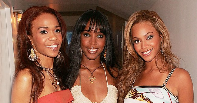 Destiny's Child Members Reunite – Fans React to Their New Photo with Kelly Rowland's Baby Boy
