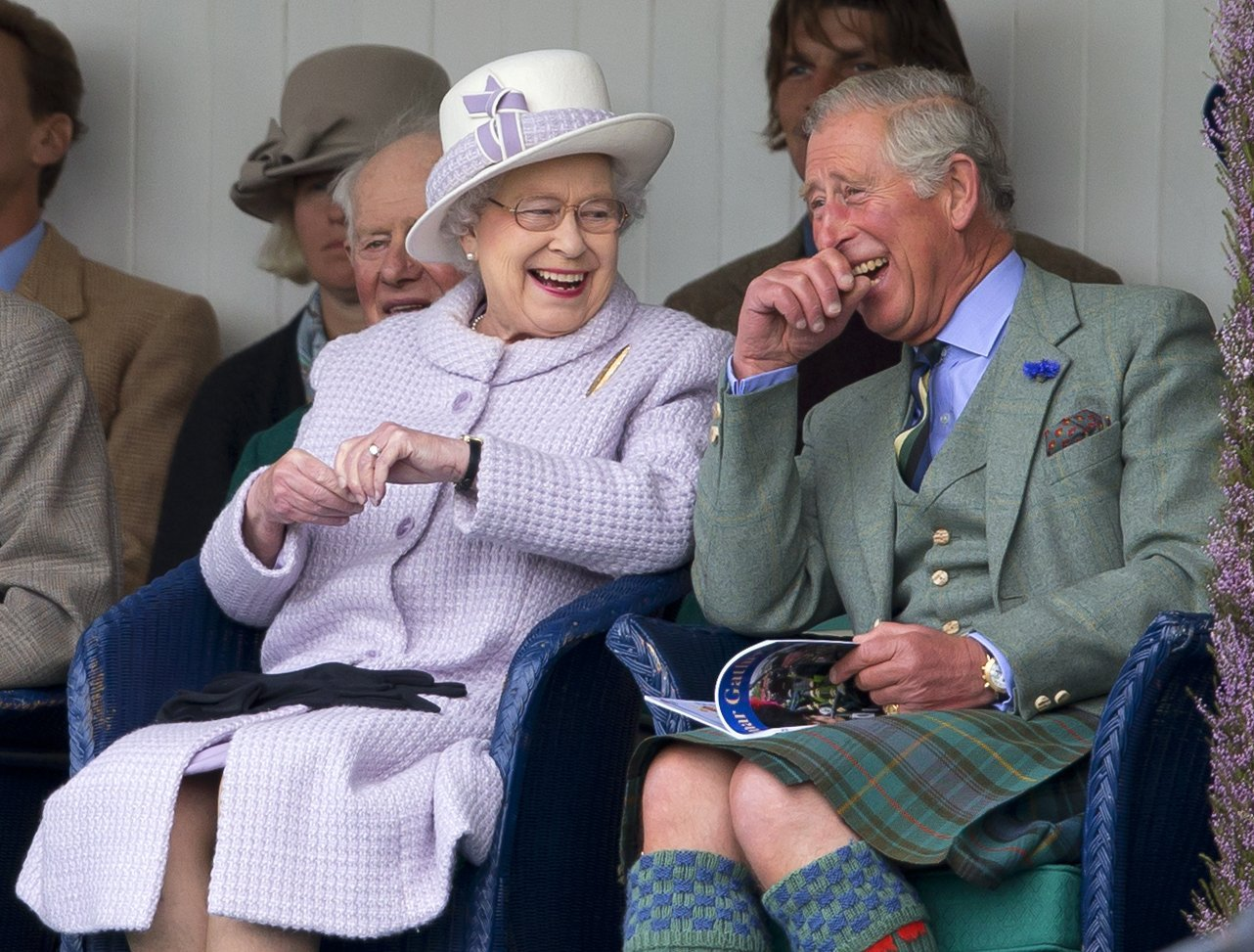 Queen Elizabeth II and Prince Charles. I Image: Getty Images.