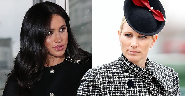 Meghan Markle's Fans Think Back to Her Miscarriage after Zara Tindall's Pregnancy Announcement