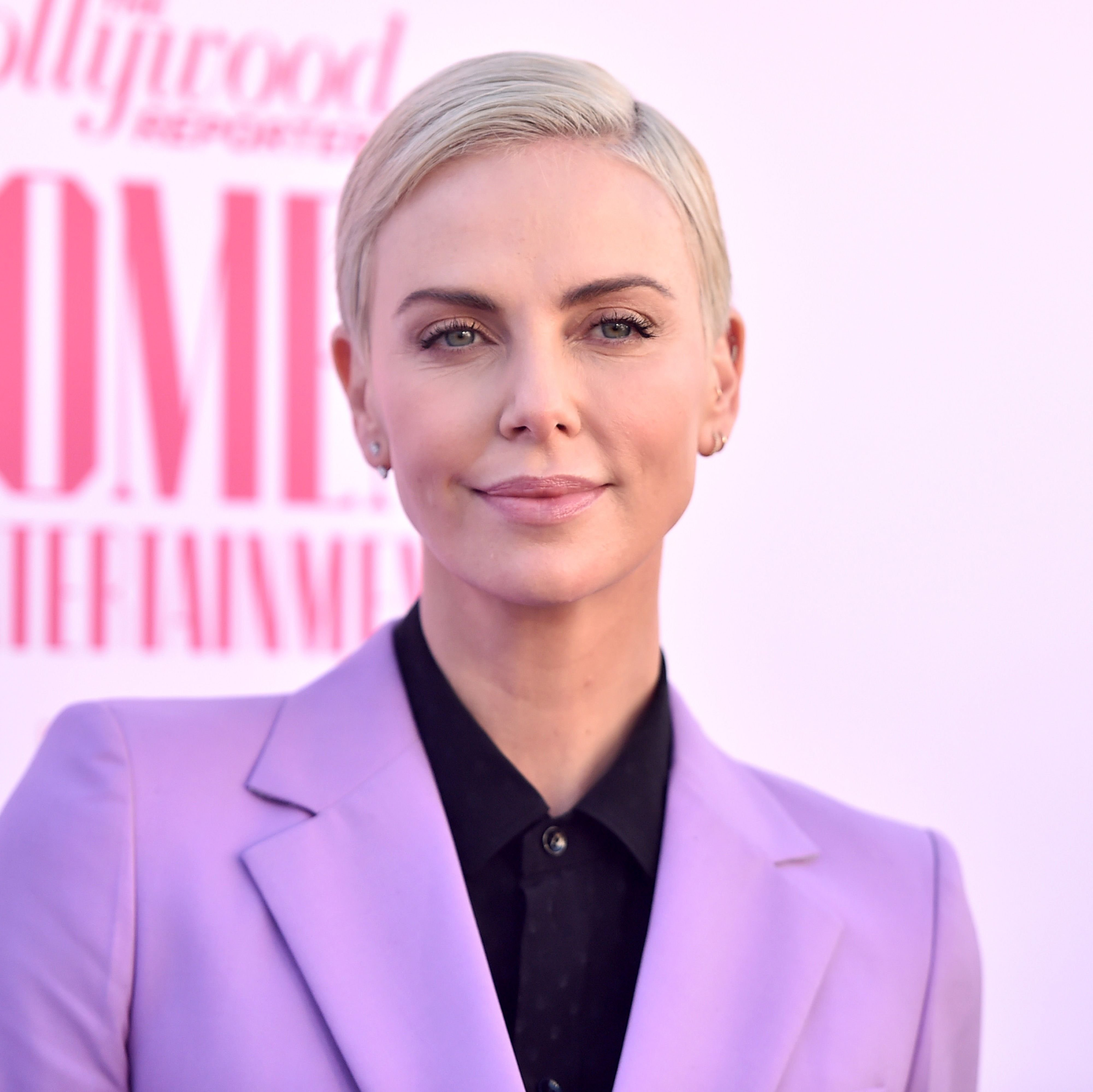 Charlize Theron at The Hollywood Reporter's Power 100 Women in Entertainment at Milk Studios on December 11, 2019 | Photo: Getty Images