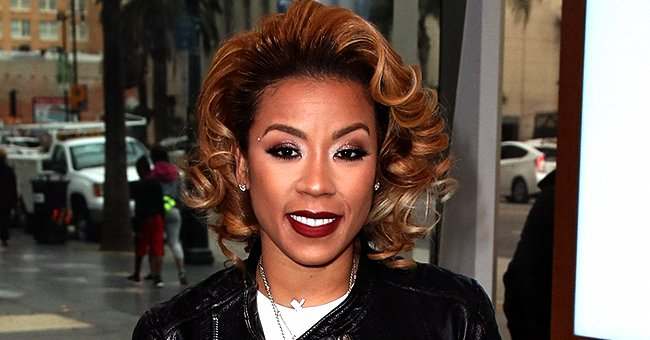 Keyshia Cole Enjoys Life as a Mom as She Shares Snaps Driving in a Car with Her Son