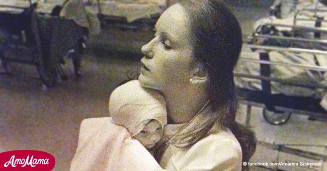 Nurse reunites after 41 years with badly burned baby she saved in the seventies