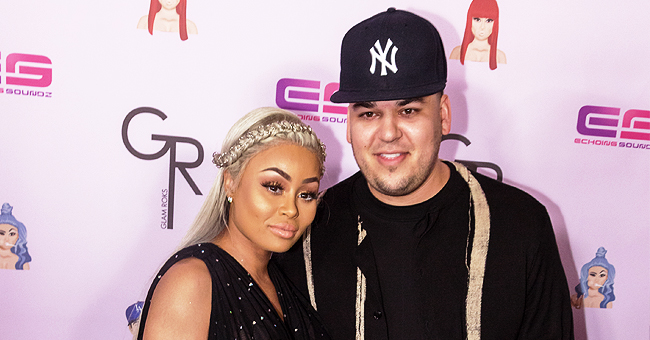 Rob Kardashian & Blac Chyna Shared Photos of Dream That Sparked Debate over Who She Looks Like