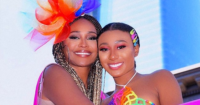 Cynthia Bailey Supports Daughter Noelle Robinson after She Got Real about Her Sexuality in the Latest Episode of RHOA