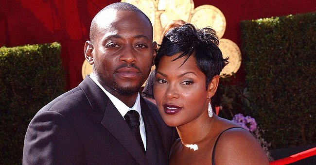 Omar Epps Praises Incredible Wife and Mom of His Kids on Their 15th Anniversary