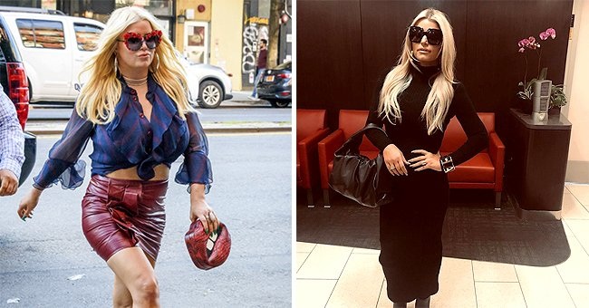 Jessica Simpson Lost 100 Pounds after 3rd Child — Glimpse into Her Weight Loss Journey
