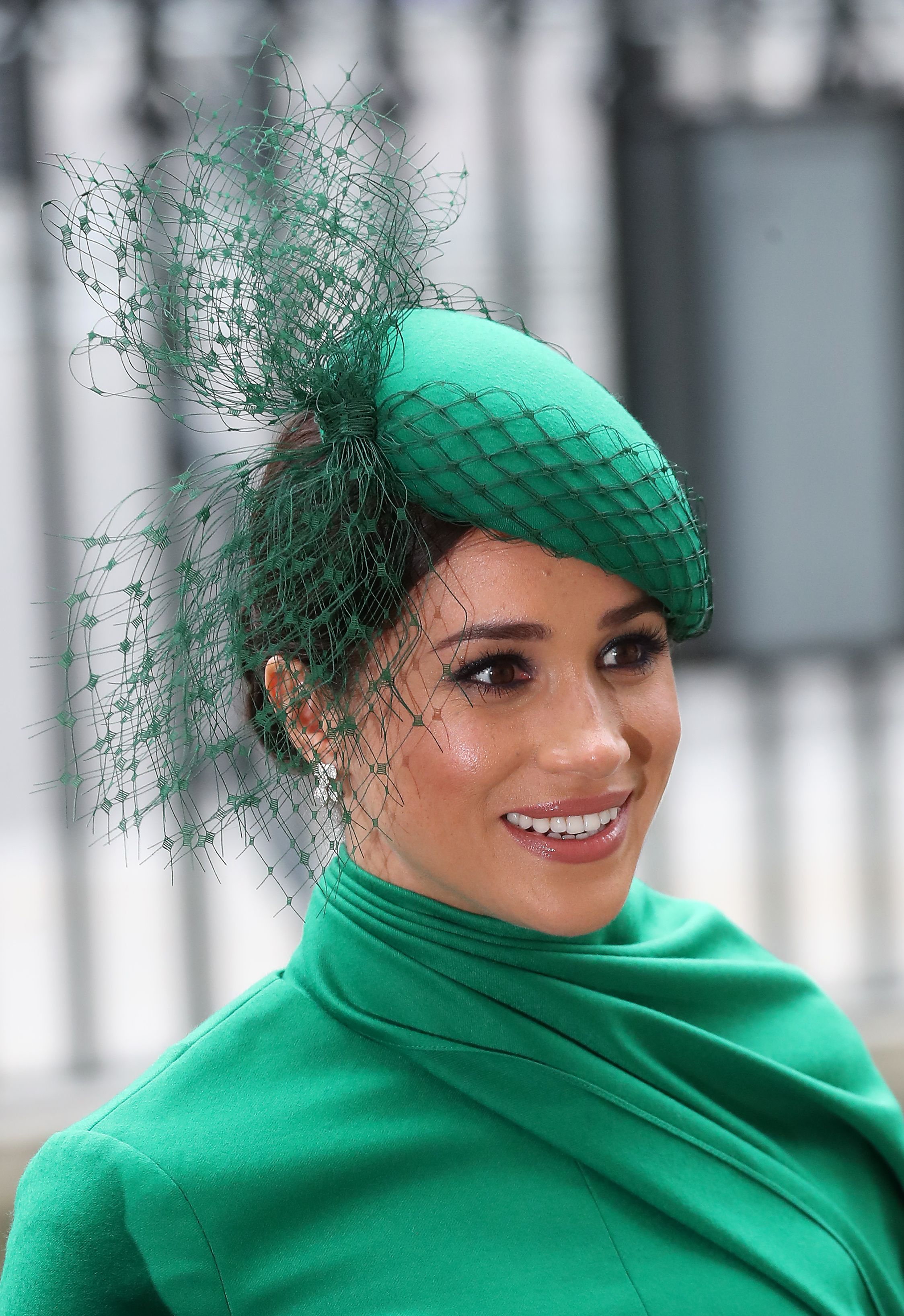 Duchess Meghan at the Commonwealth Day Service on March 09, 2020, in London, England | Photo: Chris Jackson/Getty Images