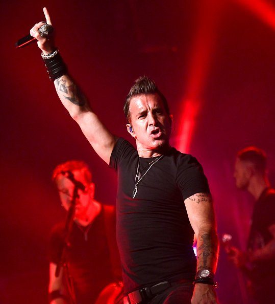 Scott Stapp at The Canyon Club on September 14, 2019 in Agoura Hills, California.   Photo: Getty Images