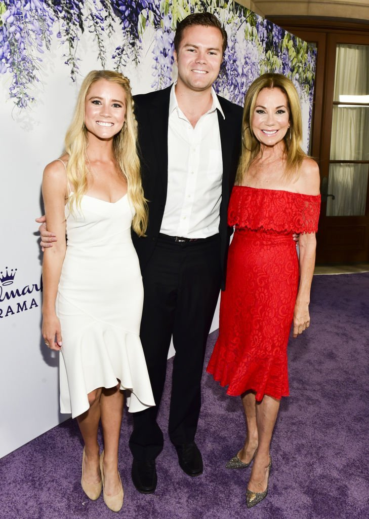Cassidy Gifford, Cody Gifford, and Kathie Lee Gifford attend the 2018 Hallmark Channel Summer TCA on July 26, 2018 in Beverly Hills, California   Photo: Getty Images
