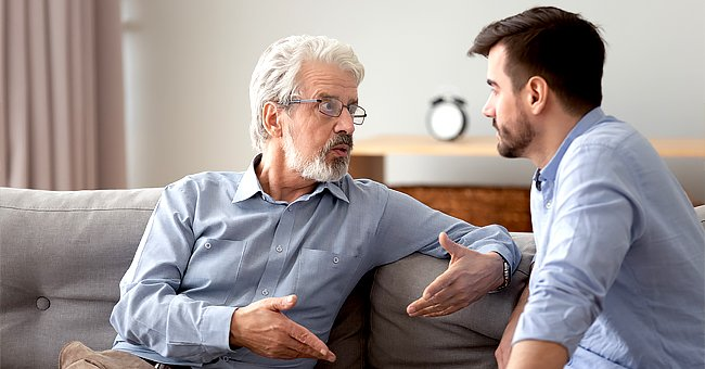 Story of the Day: Man Wants His Son to Move Out of the House